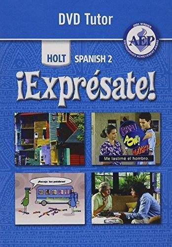 holt spanish 1 expresate textbook teacher edition pdf