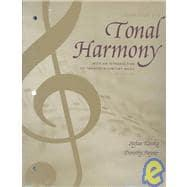 ISBN 9780072852615 - Workbook for Tonal Harmony : With an ...