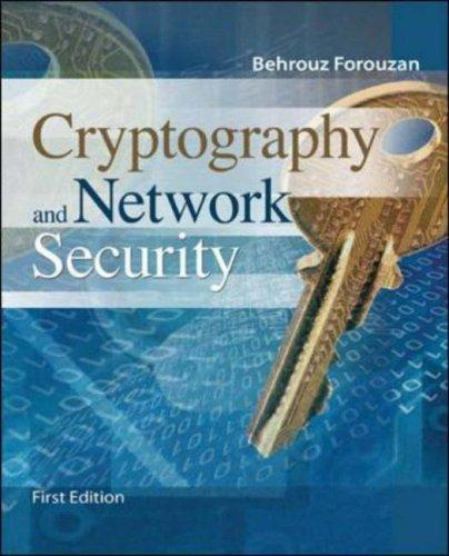 cryptography and network security textbook pdf