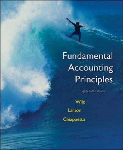 Isbn 9780072996531 Fundamental Accounting Principles border=