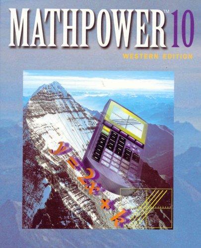 mathpower 7 western edition pdf