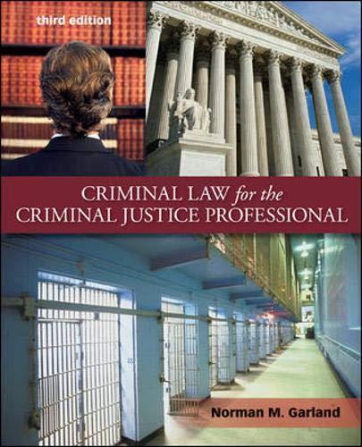 Criminal Law - Isbn:9781285459035 - image 7