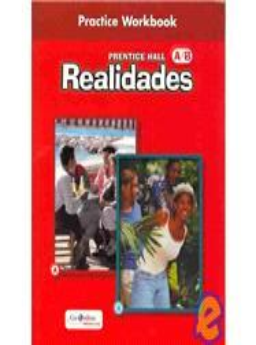 Isbn 9780130360007 a realidades practice workbook workbook a isbn 9780130360007 fandeluxe Gallery