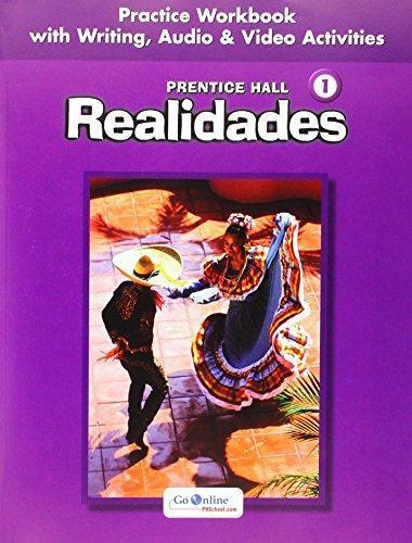 Realidades practice workbook prentice hall by staff direct textbook prentice hall spanishrealidades practice workbookwriting level 1 2005c level 1practice workbook fandeluxe Images