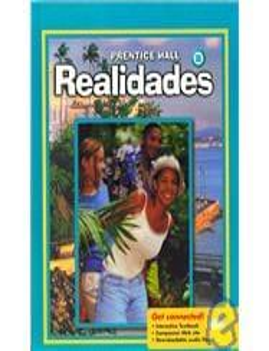Spanish Pearson Realidades 1 Textbook pdf