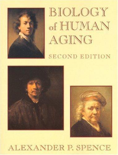 biology of aging textbook pdf