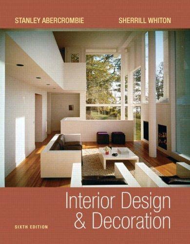 Interior Design And Decoration 6th