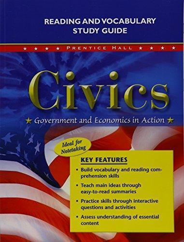 ISBN 9780133651867 Civics Government And Economics In