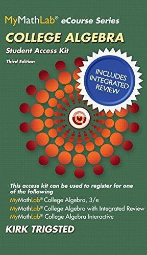 college algebra textbook pearson pdf
