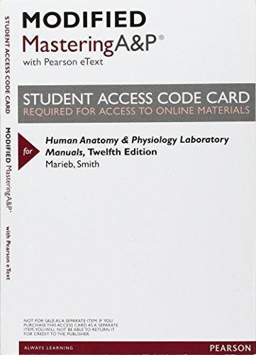 Großartig Mastering Anatomy And Physiology Pearson Bilder - Anatomie ...
