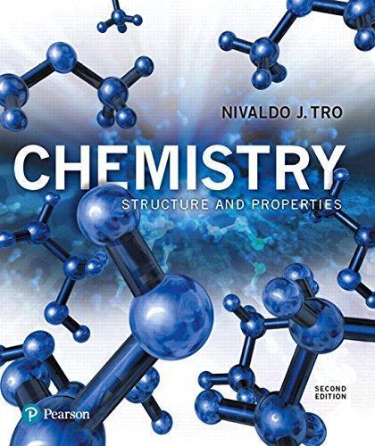 Books By Author Nivaldo J Tro Direct Textbook