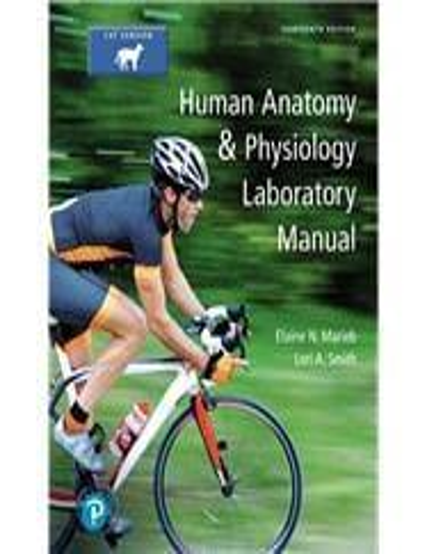 ISBN 9780134632339 - Human Anatomy and Physiology Laboratory Manual ...