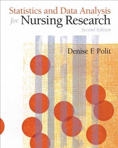 ISBN 9780135085073 - Statistics and Data Analysis for Nursing ...