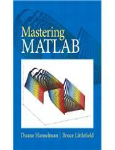 mastering matlab 7 duane hanselman bruce littlefield pdf