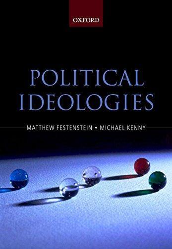 political ideologies matthew festenstein michael kenny pdf