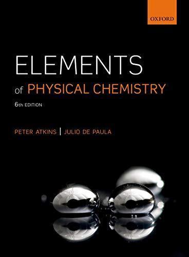 Atkins Physical Chemistry - Peter Atkins Julio de Paula - Google Books