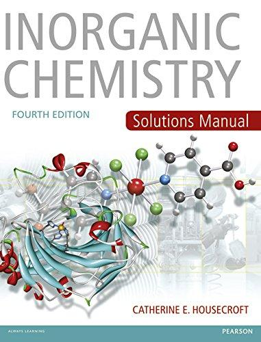 Isbn 9780273742760 inorganic chemistry solutions manual 4th isbn 9780273742760 fandeluxe Images