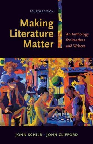 making literature matter 4th edition