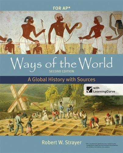 Ap world history study books
