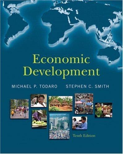 economic development by todaro and smith 10th edition free pdf