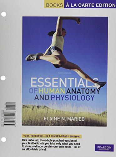 Human anatomy and physiology textbook marieb pdf