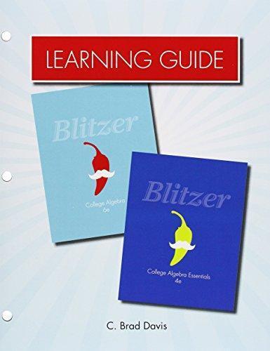 blitzer college algebra 6th edition pdf