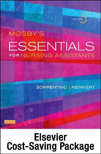 Isbn 9780323326926 mosbys essentials for nursing assistants isbn 9780323326926 fandeluxe Gallery