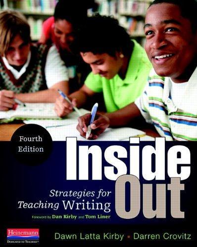 strategies for teaching writing