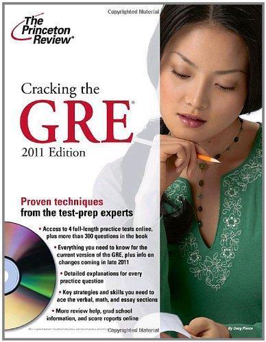 princeton review gre practice test pdf