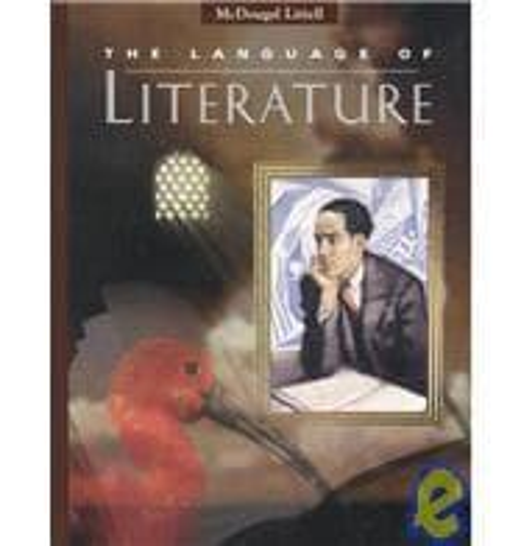 mcdougal littell the language of literature grade 8 pdf
