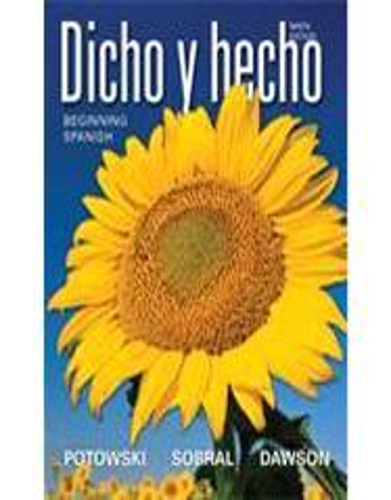 filetype pdf dicho y hecho beginning spanish edition 9