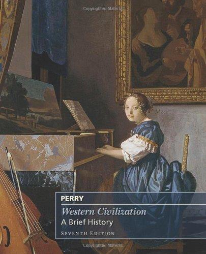history of western civilization textbook pdf