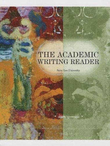 The Academic Writing Reader: Stuart Hirschberg, Terry Hirschberg