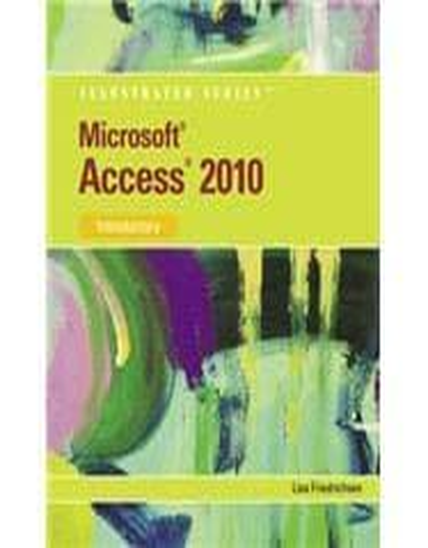 microsoft access 2010 textbook pdf