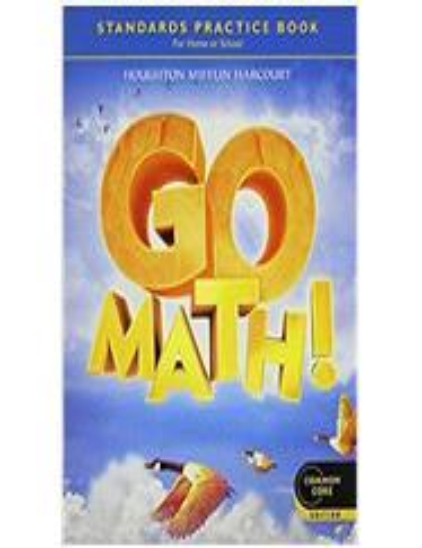 houghton mifflin harcourt go math grade 4 answers