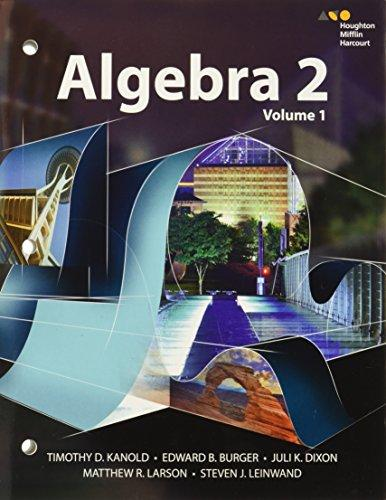 isbn 9780544385894 hmh algebra 2 interactive student. Black Bedroom Furniture Sets. Home Design Ideas