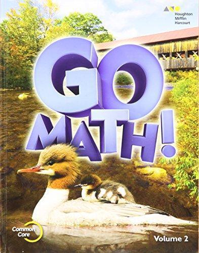 ISBN 9780544432741 - Go Math! : Student Edition Volume 2 ...