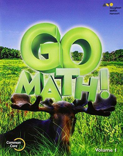 ISBN 9780544432758 - Go Math! : Student Edition Volume 1 ...