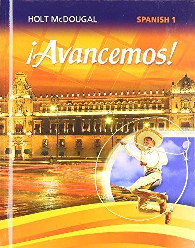 ISBN 9780547871912 - Avancemos (Spanish Edition) Level 1 ...