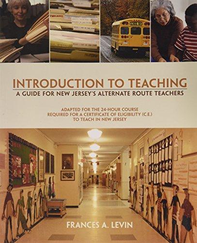 Resume for alternate route teachers
