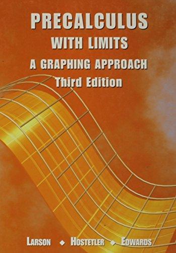 Precalculus - Ron Larson - Google Books