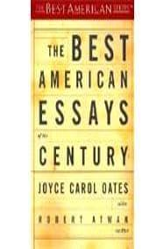 best american essays college edition robert atwan