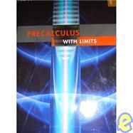 Precalculus with Limits by Larson - Direct Textbook