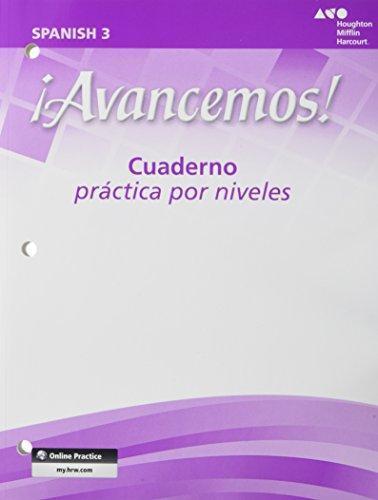 ISBN 9780618782208 McDougal Littell Avancemos Cuaderno