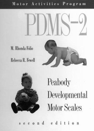 Isbn 9780761618218 peabody developmental motor scales for Peabody developmental motor scales second edition