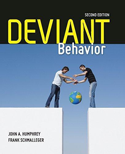 isbn deviant behavior nd edition direct textbook isbn 9780763797737