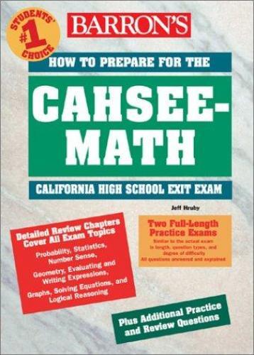 california high school exit exam essay