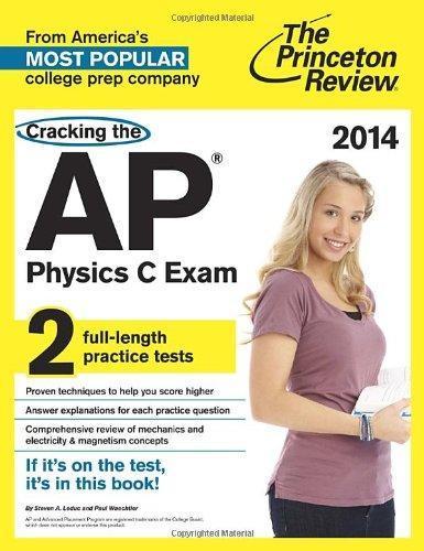 ISBN 9780804124249 - Cracking the AP Physics C Exam, 2014 Edition