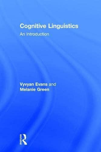 introduction to linguistics textbook pdf