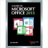 microsoft office textbooks